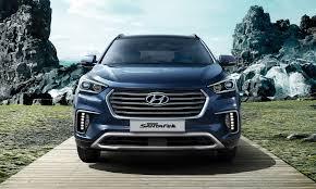 jeep hyundai 2017 2017 hyundai grand santa fe review release date specs