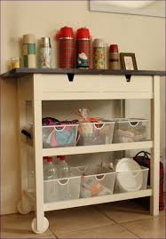 Kitchen Cart With Storage by Kitchen Room Metal Kitchen Cart With Wood Top Small Kitchen