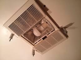 how to remove bathroom vent light cover thedancingparent com