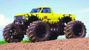 rc monster truck racing chevy power 4x4 1 8 scale rc off road monster truck is an rc