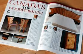 Woodworking Magazine Canada by Fine Woodworking Rosewood Studio
