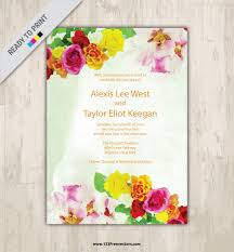 260 wedding invitation templates vectors download free vector