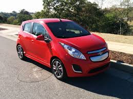 chevrolet spark capsule review chevrolet spark ev the truth about cars