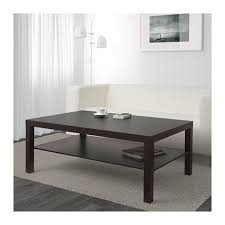 lack coffee table black brown lack coffee table black brown 118x78 cm ikea