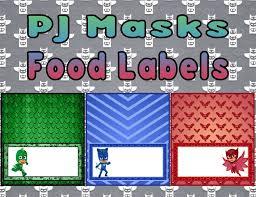145 pj mask images pj mask mask party pajamas