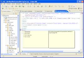 design html page in eclipse new and notable features within birt 2 2 milestone 4 the eclipse