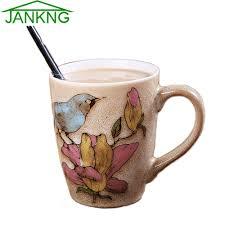 Ceramic Coffee Mugs Online Get Cheap Bird Coffee Mug Aliexpress Com Alibaba Group