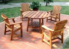 round wooden folding table outdoor folding chairs table round wood set outdoor wood folding