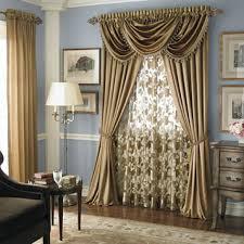 curtains jc penney drapes aqua valance jcpenney curtains valances