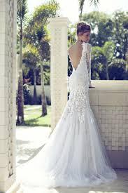 robe de mariã e dentelle dos robe de mariée dos nu semi nu et en dentelle 70 designs