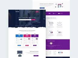 hosting site template free psd websites pinterest web design