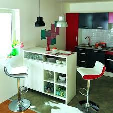 cuisine avec snack bar meuble snack cuisine amazing bar de sacparation cuisine salon