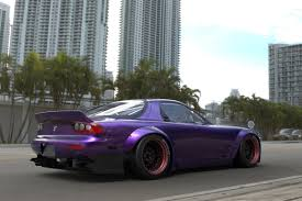 mazda rx7 slammed the new boss has arrived speedhunters