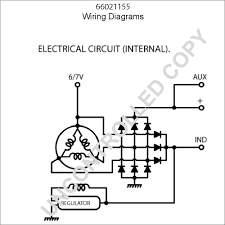 66021155 alternator product details prestolite leece neville