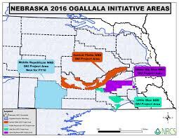 Usda Map Nebraska Receiving 2 4m To Help Preserve Ogallala Aquifer