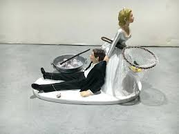 fishing wedding cake toppers fishing wedding cake toppers topper groom best cakes fish
