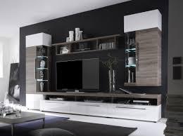 Wohnzimmer Modern Eiche Wohnwand Modern Ruaway Com