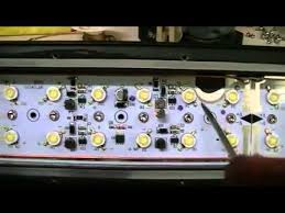 led light bar tare down circuits inside youtube