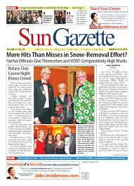 sun gazette fairfax march 10 2016 by northern virginia media
