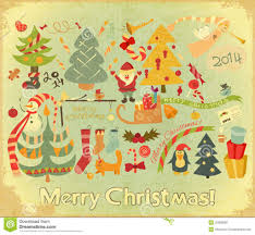 christmas merry christmas card on grunge paper stock image cards