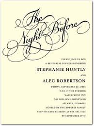 Rehearsal Dinner Invites Wedding Rehearsal Dinner Invitation Email Wedding Invitation Sample