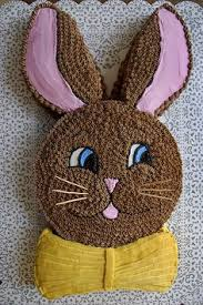 Decorated Easter Bunny Cakes by Fluffy Bunny Cake Bunnies Pinterest Fluffy Bunny Bunny And Cake