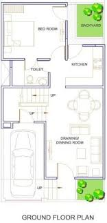 home plan 8833ground floor plan 20x40news jpg yousef duplex