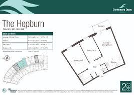 the hepburn radian homes