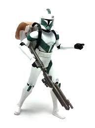 clone trooper draa star wars the clone wars action figure review