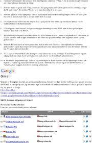 udgående mailserver smtp til brug i mailprogrammer pdf