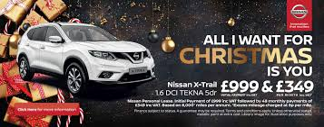 nissan christmas nissan x trail deals new nissan x trail cars for sale macklin