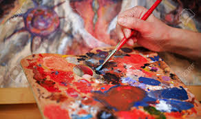 oil painting mixing colors ideas the 25 best oil paintings ideas