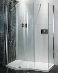 Corner Shower Stalls For Small Bathrooms by Best 25 One Piece Shower Stall Ideas On Pinterest Shower