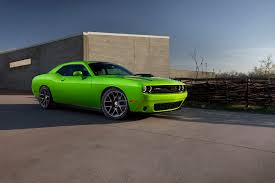 Dodge Challenger Lime Green - a 20 second burnout in a 2015 dodge challenger srt hellcat