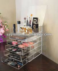 Bathroom Makeup Organizers 11 Best Makeup Storage Images On Pinterest Drawers Makeup