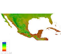 Climate Map Of North America by Temperature Map Of North America Available As Poster Print Or As
