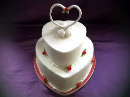 heart wedding cake tier heart wedding cake