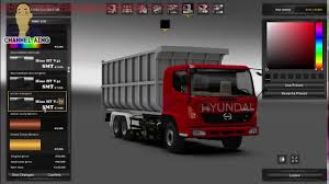 hino 500 ultimate v1 dump truck by smt