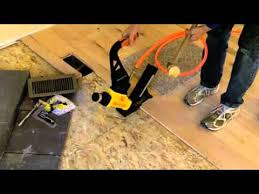 diy installing hardwood floors