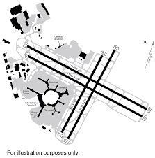 San Diego International Airport Map by Nextgen U2013 San Francisco International Airport