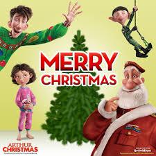 arthur christmas home facebook
