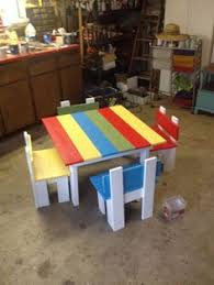 pencil leg table and chairs make a giant pencil legged table legs repurposed furniture and