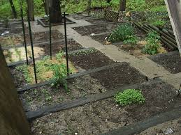 idea for arranging terraced landscape for your home with natural