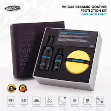 amazon com 9h car ceramic coating paint sealant protection 50 ml