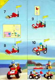 baja buggy lego baja buggy instructions 6518 city