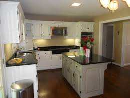 Examples Of Painted Kitchen Cabinets Painted Kitchen Cabinets Vintage Chic Painting