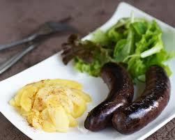 comment cuisiner du boudin noir recette boudin noir aux pommes facile rapide