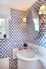 contemporary wallpaper 25 awesome rooms that inspire you to try out geometric wallpaper