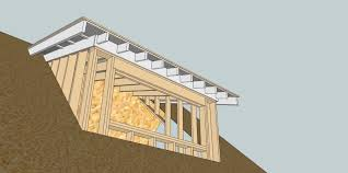 Building A Dormer Exposed Rafter Tails On A Dormer