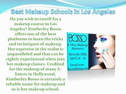 best makeup schools in los angeles ppt best makeup schools in los angeles powerpoint presentation